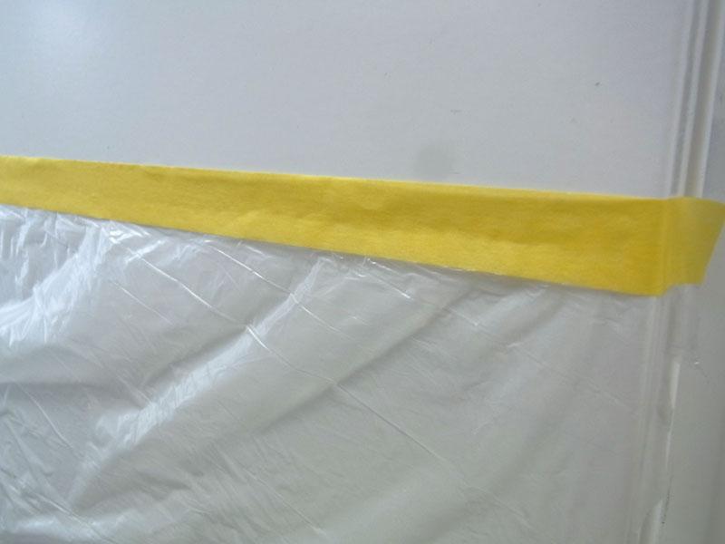 和紙テープ付き養生マスカー画像-2