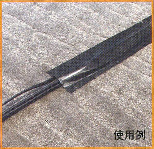 仮設コード固定用テープ CK-06-BK画像-2